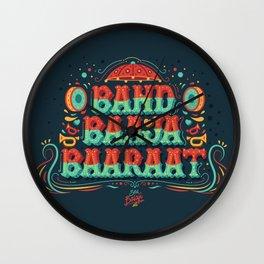 Band Baaja Baaraat Wall Clock