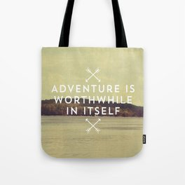 Worthwhile Tote Bag