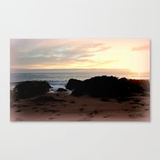 Beginning of a new Day! Canvas Print