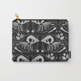 SPOOKY BIRBS Carry-All Pouch