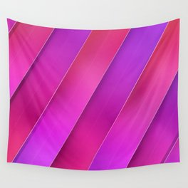 pink line Wall Tapestry