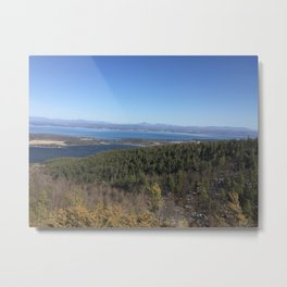 Views from the North Country Metal Print