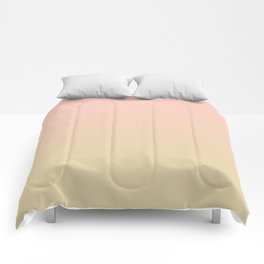 Ombre Pink Illusion Comforters