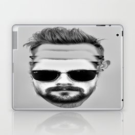 Triple Beard Laptop & iPad Skin