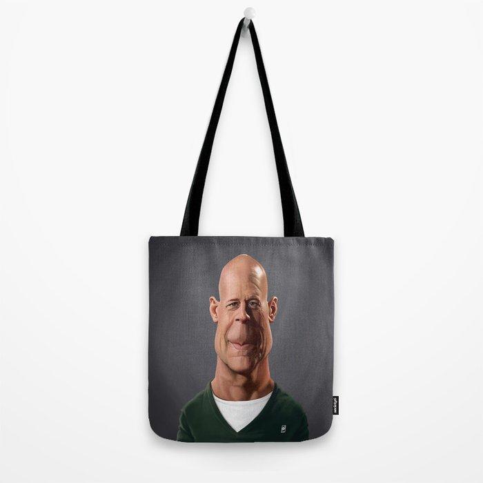 Celebrity Sunday - Bruce Willis Tote Bag