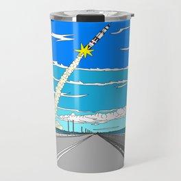 To the Moon Travel Mug