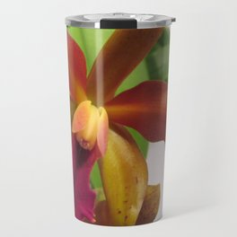 Cattleya Cardamom Orange Travel Mug
