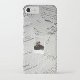 17 - XXXTentacion iPhone Case