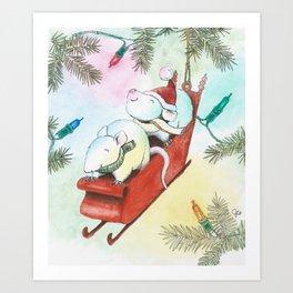 Pure Joy Art Print