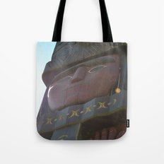 changing faces Tote Bag