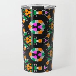 Texta Geo with Cat Travel Mug