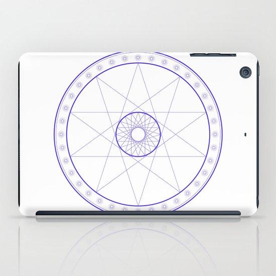 Anime Magic Circle 10 iPad Case