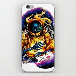 The Ethereal Void iPhone Skin