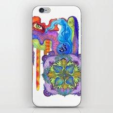 Om Mandala iPhone & iPod Skin