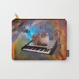 Cat on a Keyboard in Space                                                       Carry-All Pouch