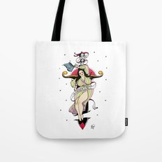 My Mad Fat Diary Wonderwall Rae Pin-up Tote Bag