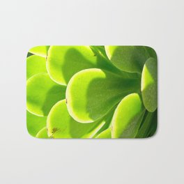 plant fish Bath Mat