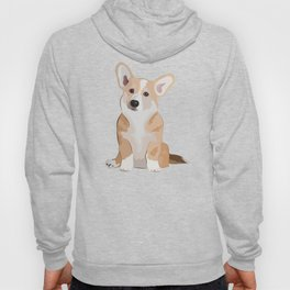Corgi Waiting Hoody