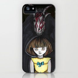 Fran Bow iPhone Case
