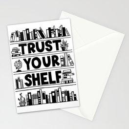 Trust Your Shelf Stationery Cards