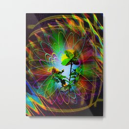 Abstract - Perfection - Fertile Imagination Metal Print