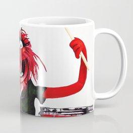 Animal Drummer Coffee Mug