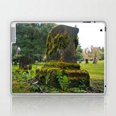 Northwest cemetery Laptop & iPad Skin