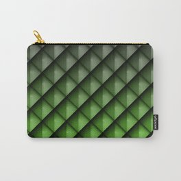 Draco Green Carry-All Pouch