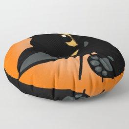Peek-a-boo Floor Pillow