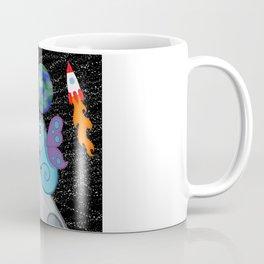Elinor in space Coffee Mug