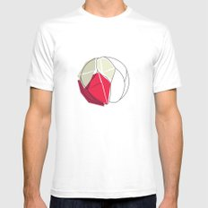 Cartacce Mens Fitted Tee White SMALL
