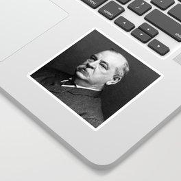 President Grover Cleveland Portrait Sticker