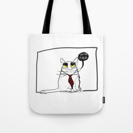 Grump cat. Tote Bag