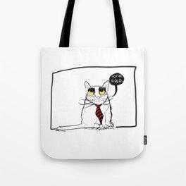 Grump cat. Tote Bag