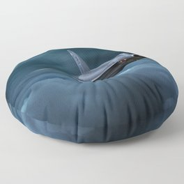 Interceptor Floor Pillow
