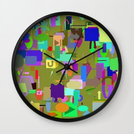 02282017 Wall Clock