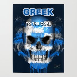 To The Core Collection: Greece Poster
