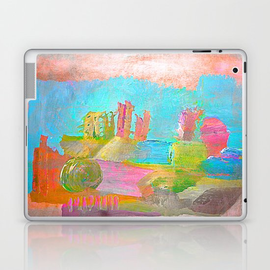 Bj15 Laptop & iPad Skin