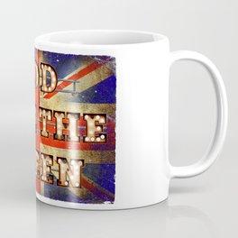 God save the Queen - GB Coffee Mug