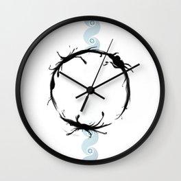 Arrivada Wall Clock
