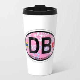 Dewey Beach - Delaware. Travel Mug