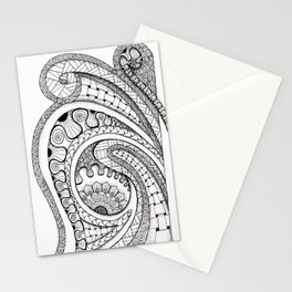 Koru 2 Stationery Cards