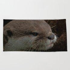 Otter Beach Towel