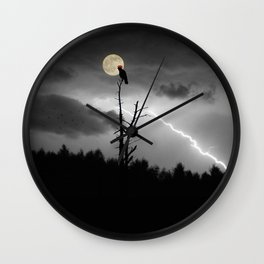 "POTUS Trump has something to crow about: ""There is no collusion"". Wall Clock"