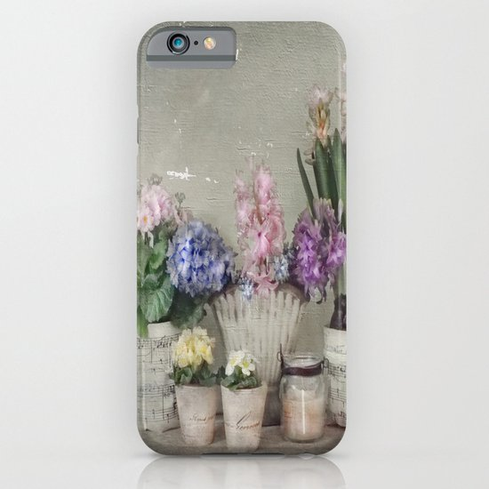 longing for springtime iPhone & iPod Case