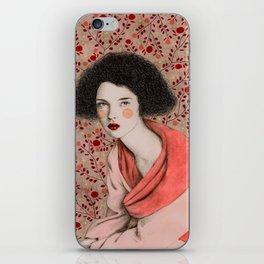 Anastasia iPhone Skin