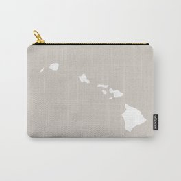 HAWAII STONE Carry-All Pouch
