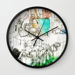 Shack Wall Clock
