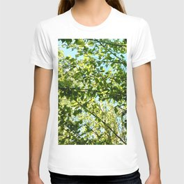 Nature and Greenery 8 T-shirt