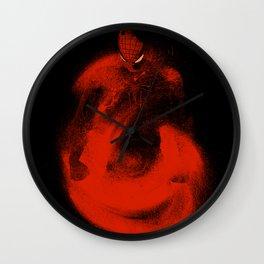Enter Sandman Wall Clock